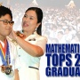 Mathematician tops 283 graduates